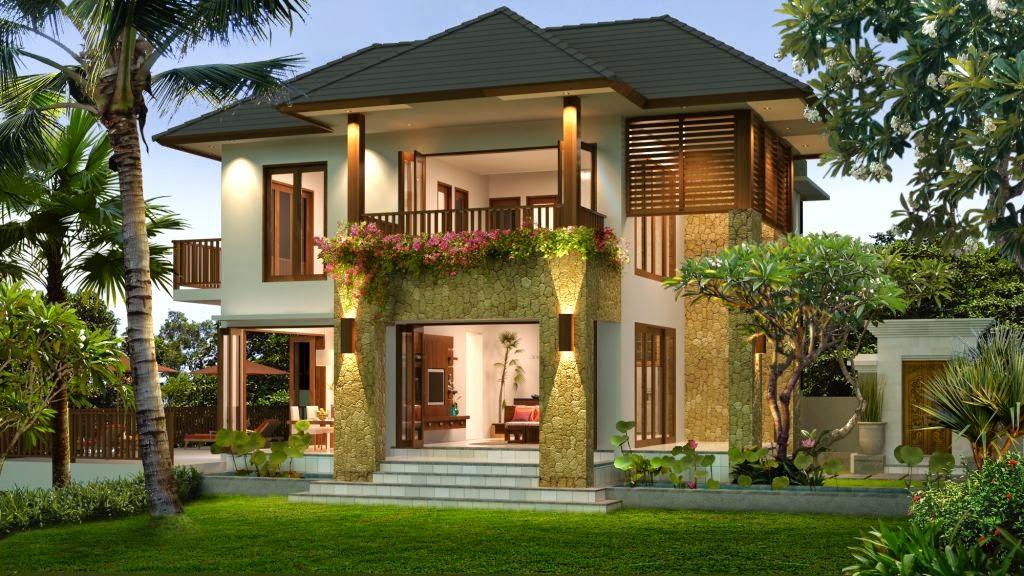 Sumber Banglo Villa Moden Casa Mateo