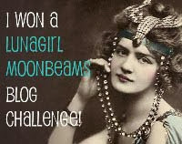 Challenge Winner in 2013: December Blue Christmas, October Lady Blue, August Gatsby