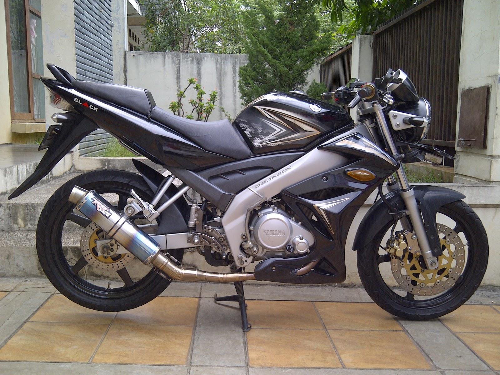 80 Modifikasi Motor Vixion Thn 2009 Terbaru Kinyis Motor