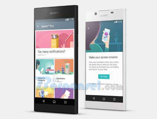 Harga dan Spesifikasi Sony Xperia L1, GSM Arena
