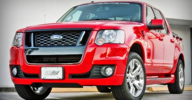 Ford Explorer Sport Trac Adrenalin Review Ford Car Review