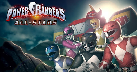 POWER RANGER: ALL-STARS RECIBE 2 PV