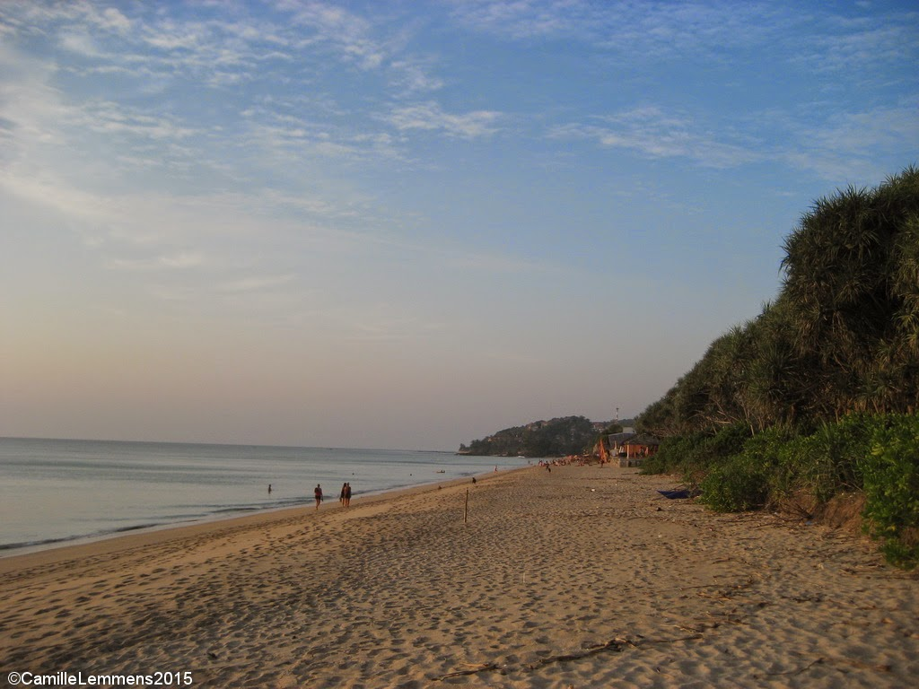 Koh Samui, Thailand daily weather update; 9th January, 2015