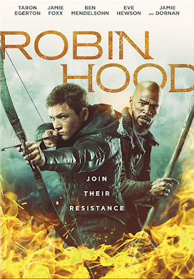 Robin Hood [2018] [DVD R1] [Latino] Resubida