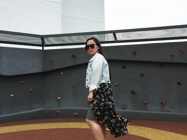 #keriitletoOOTD: The DIY denim jacket
