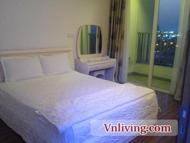 Master BedRoom Thao Dien Pearl Apartment 2 Bedrooms for rent