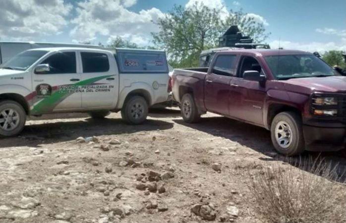 """Hallan a dos jóvenes asesinadas y """"levantan"""" a otras dos en Guachochi, Chihuahua"""
