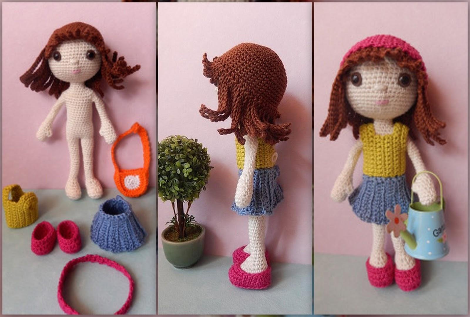 40 Crochet Doll Patterns (Clothing & Accessories)   AllFreeCrochet.com   1080x1600