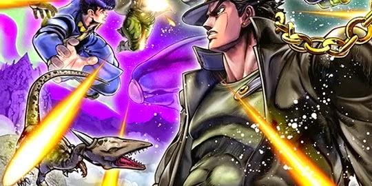 Suivez toute l'actu de Jojo's Bizarre Adventure : Eyes Of Heaven sur Japan Touch, le meilleur site d'actualité manga, anime, jeux vidéo et cinéma