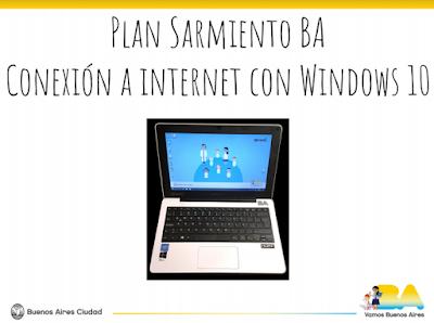 Conectividad Windows 10