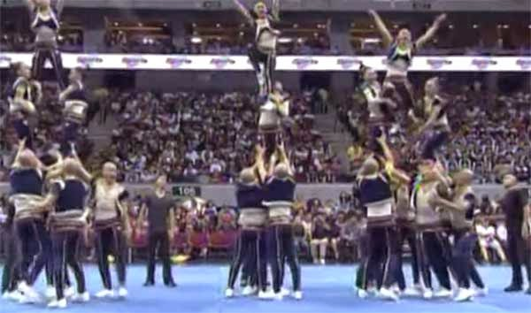 UAAP Cheerdance Competition 2014 Live Stream