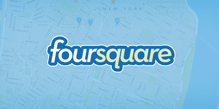 Foursquare推出新廣告平台,鎖定所有手機用戶的移動行蹤
