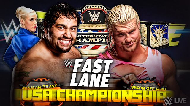 WWE Fastlane 2016 Preview Matches Schedule and Staff