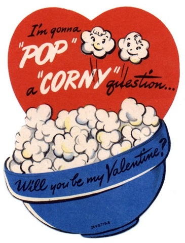 vintage valentine 39 s cards emma louise layla. Black Bedroom Furniture Sets. Home Design Ideas