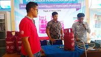 Cegah Kebocoran LPG:  Pertamina Sosialisasikan Penggunaan LPG yang Aman