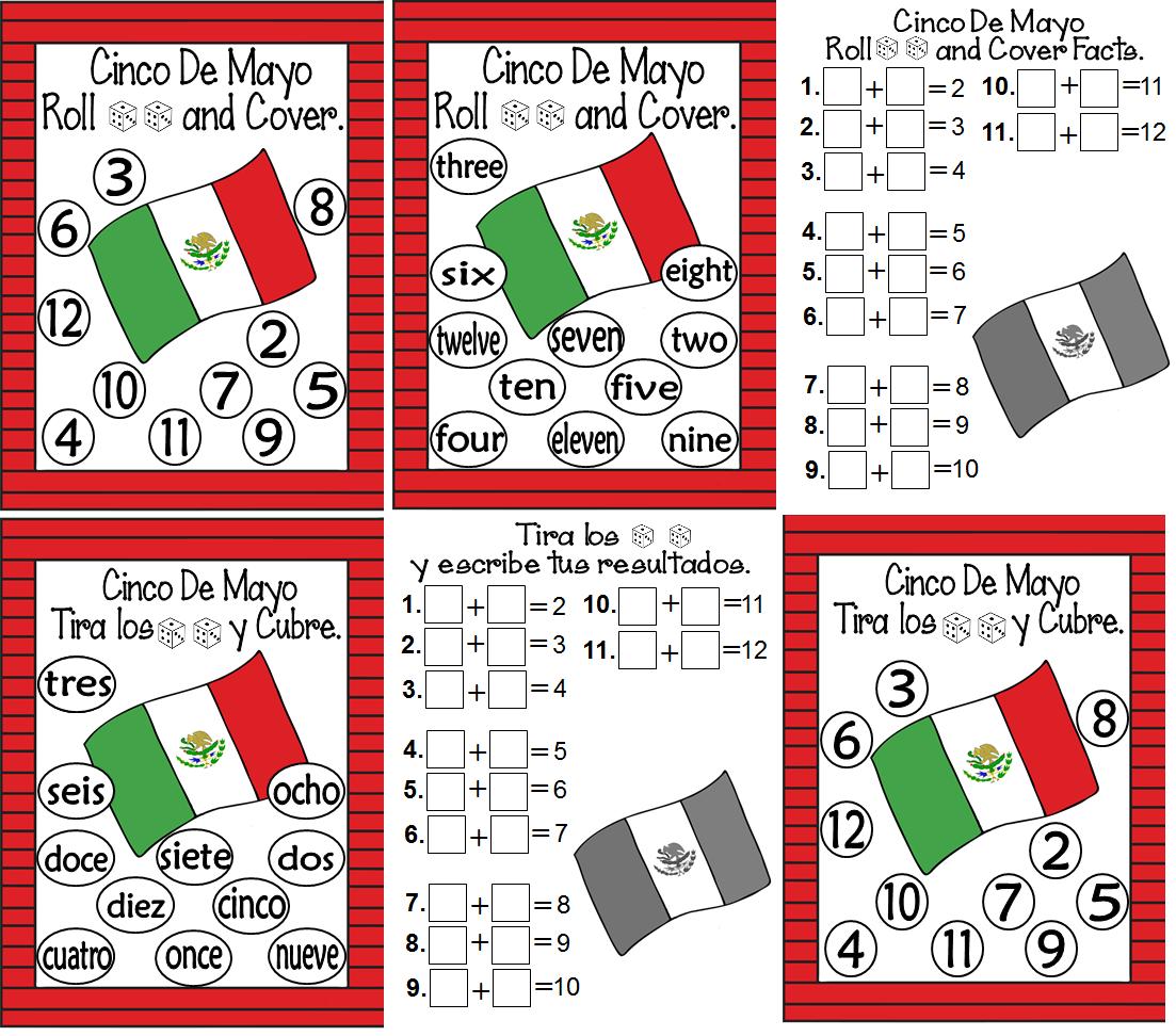 The Second Grade Superkids Last Minute Cinco De Mayo Goo S