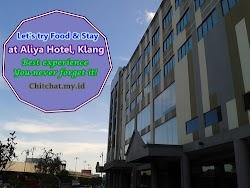 Aliya Hotel di Jantung Kota Klang