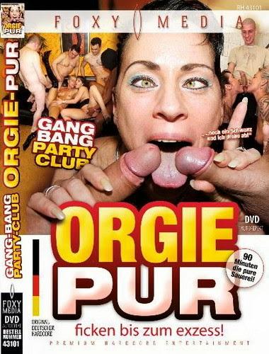 Orgie pure-gangbang party club