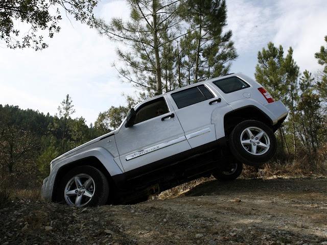 Jeep Cherokke 2012