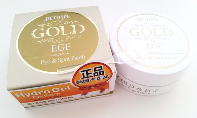 Petitfee Gold EGF Eye & Spot Patch Review