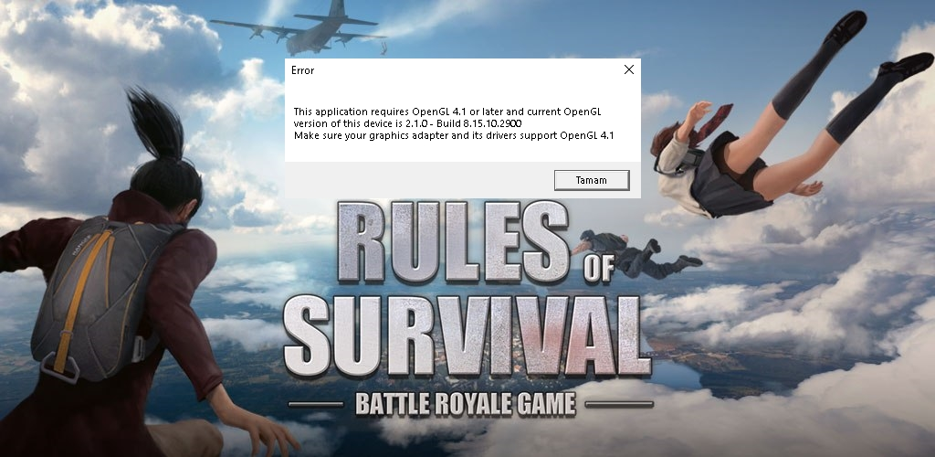 rules of survival pc controller support