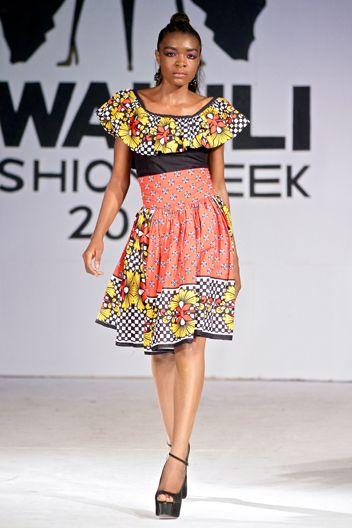 African styles gallery: LATEST KHANGA STYLES