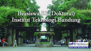 Beasiswa S3 (Doktoral) Institut Teknologi Bandung