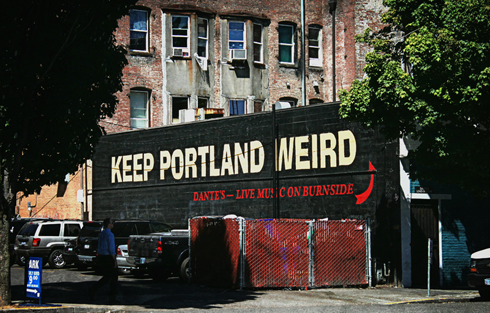 portland oregon attractions photography