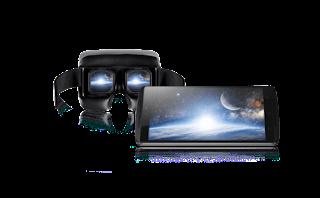 bundling perangkat VR dengan Lenovo K4 Note