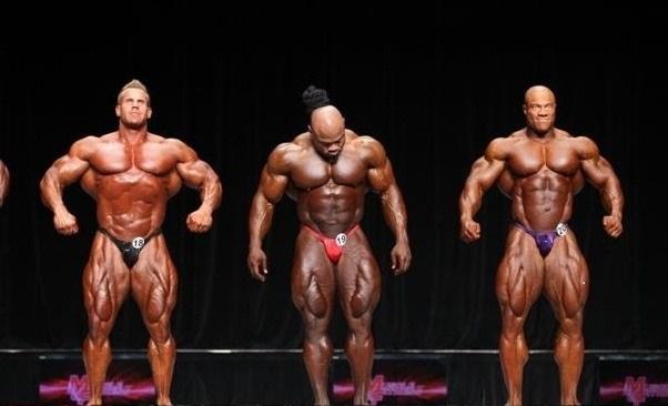 Modern Bodybuilders vs Naturals