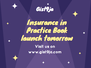 "Babington-Ashaye's book ""Insurance in Practice"" for launch tomorrow"