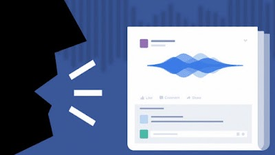 Nueva función en Facebook permite enviar notas de voz.