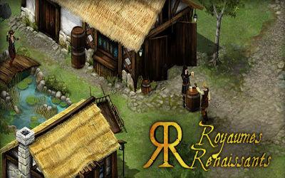 Les Royaumes Renaissants - Jeux de Gestion en Ligne