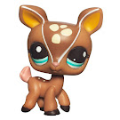 Littlest Pet Shop Mommy & Baby Deer (#2499) Pet