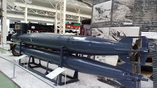 Ein-Mann-U-Boot