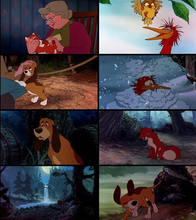 The Fox And The Hound 1981 Dual Audio Hindi 480p BRRip