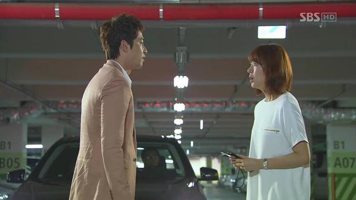 Sin0psis drama korea lie to me episode 10 : Transformers