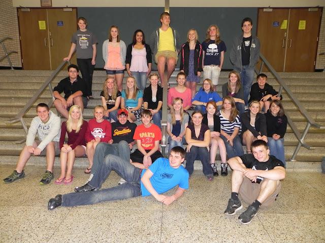 Sparta High School students participate in State Solo ...
