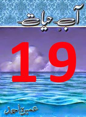 Aab e Hayat by Umera Ahmed Episode 19