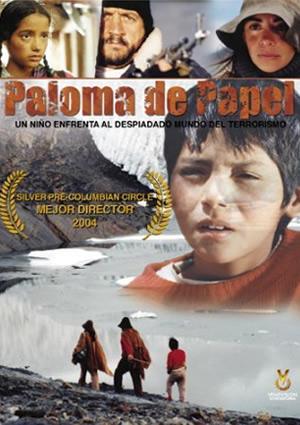 PALOMA DE PAPEL (2003) Ver Online - Español latino