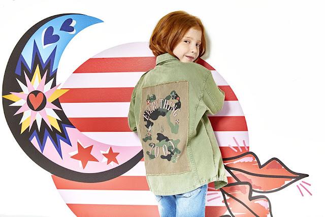 Moda otoño invierno 2018 ropa para nenas.