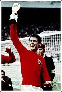 Geoff Hurst England 1966