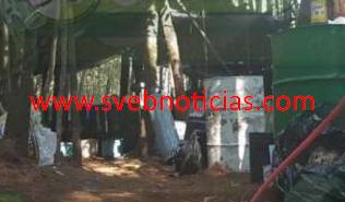 Desmantelan narco-laboratorio en Morelia Michoacan