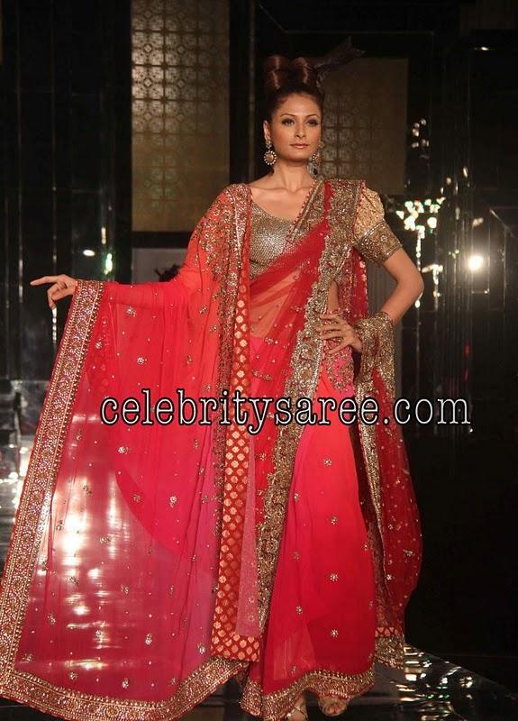 9bd16931f940 Neeta Lulla Bridal Collection at Amby Valley Bridal Week 2011 ...