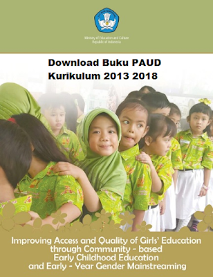 Download Buku PAUD Kurikulum 2013 2018