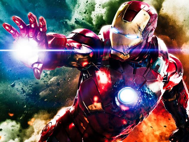 besplatne pozadine za desktop 1024x768 free download Iron Man