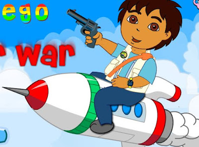 Diego Air War