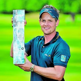 GOLF-Luke Donald sigue imparable