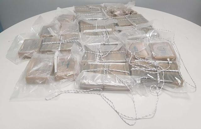 """«Φούλαραν» με κοκαΐνη Αθήνα και Θεσσαλονίκη – Τους έπιασαν στα """"πράσα"""" με 16 κιλά μέσα στο αμάξι"""