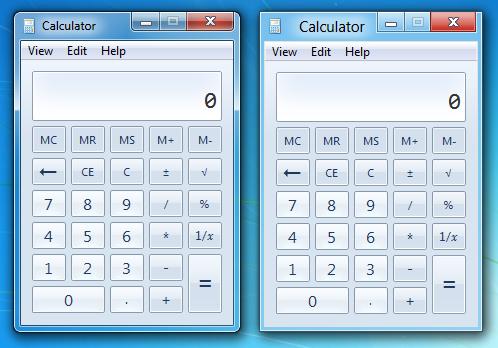 Windows 7 And 8 Calculator